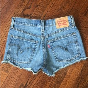 Perfect condition Levi shorts